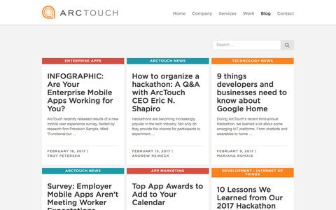 Mobile App Development Blog | Page 1 | ArcTouch