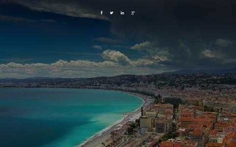 Screenshot of Home Page inacademy.eu - European Innovation Academy - captured Sept. 25, 2014