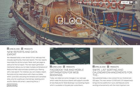 Screenshot of Blog discoveroom.com - Blog - Discoveroom - captured July 3, 2015