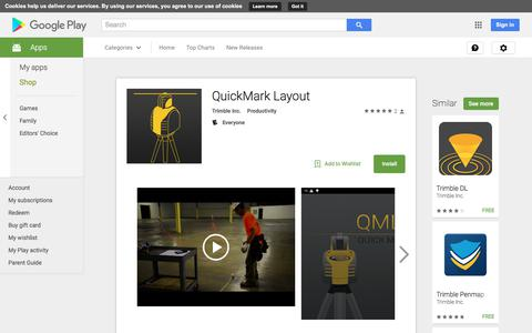 QuickMark Layout - Android Apps on Google Play