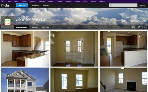 Screenshot of Flickr Page flickr.com - Flickr: LiveWell Homes' Photostream - captured Oct. 23, 2014