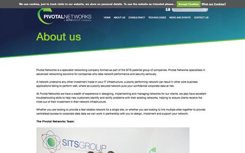 Screenshot of About Page pivotalnetworks.co.uk - About us : Pivotal Networks - captured Nov. 2, 2014