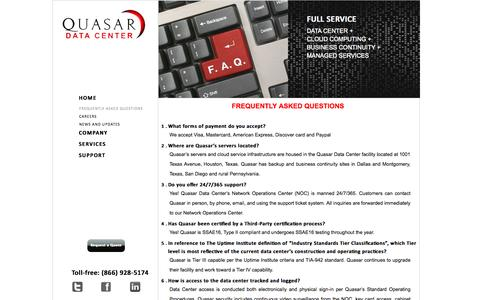FAQ Pages | Website Inspiration and Examples | Crayon