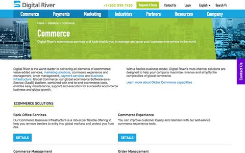 Ecommerce Software Solutions and Services | Ecommerce Tools