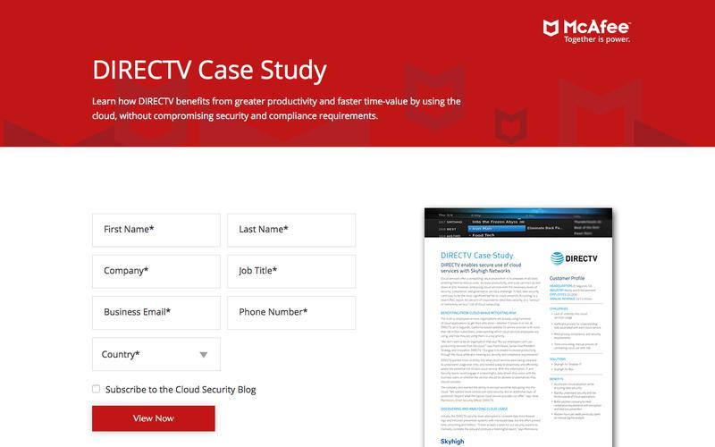 DIRECTV Case Study