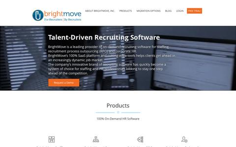 Recruiting & Staffing Software | Hiring Software