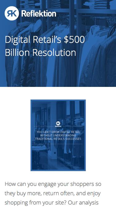 Digital Retail's $500 Billion Resolution