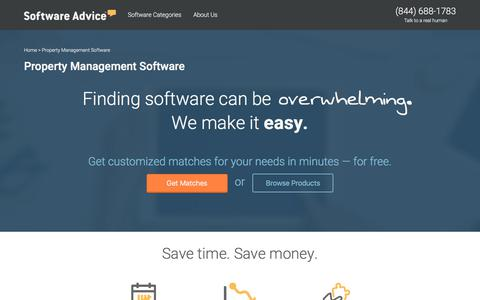 Top Property Management Software - 2017 Reviews & Pricing