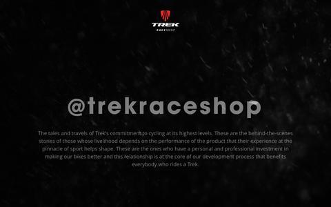 Home | Trek Race Shop : Trek Race Shop