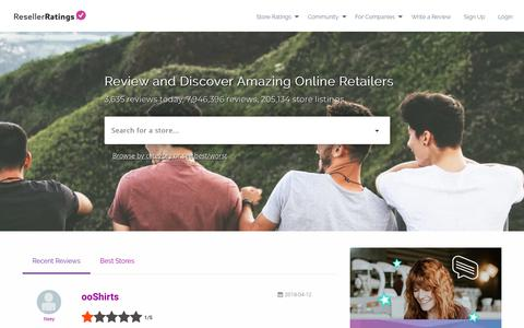 Store Ratings & Reviews - ResellerRatings.com - Find Trusted Stores