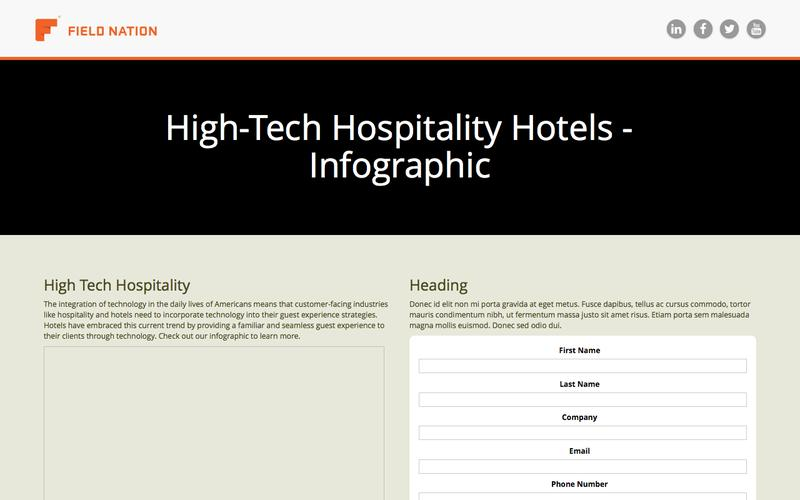 High-Tech Hospitality