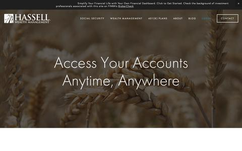Login Pages | Website Inspiration and Examples | Crayon
