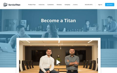 Culture | ServiceTitan