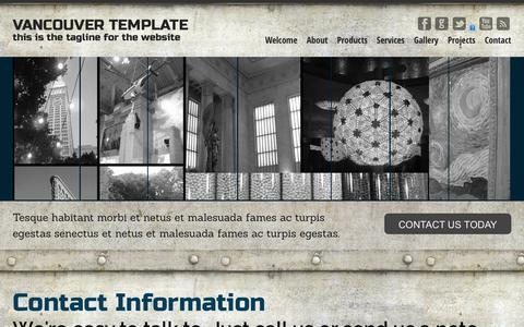 Screenshot of Contact Page kilawatt.com - Web Site By Timothy Web Design - www.timothywebdesign.net - captured Oct. 6, 2014
