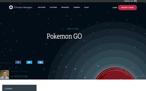 Pokemon GO – Crimson Hexagon