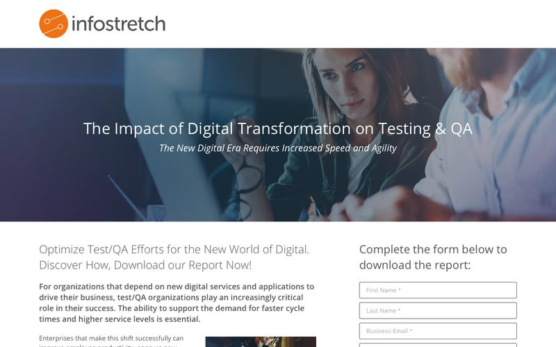 The Impact of Digital Transformation on Testing & QA