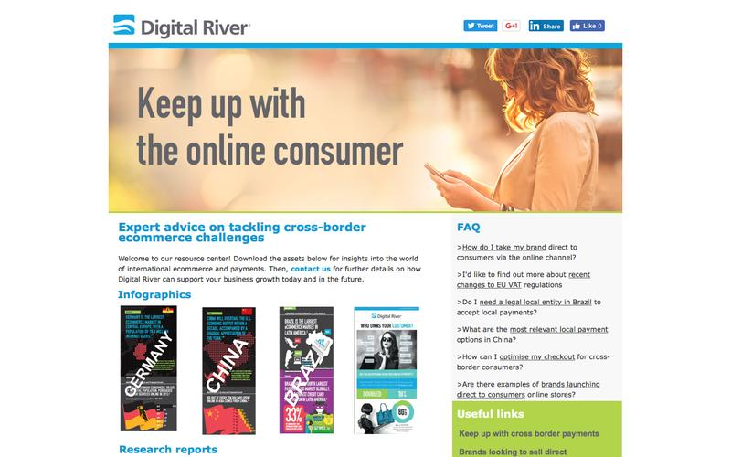 Keep Up With Online Consumer