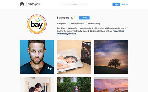 Bay Photo Lab (@bayphotolab) • Instagram photos and videos