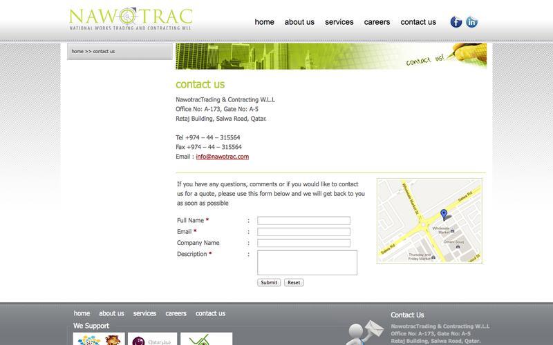 Nawotrac Qatar   Competitive Intelligence and Insights   Crayon