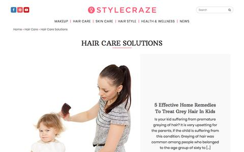 Hair Care Solutions