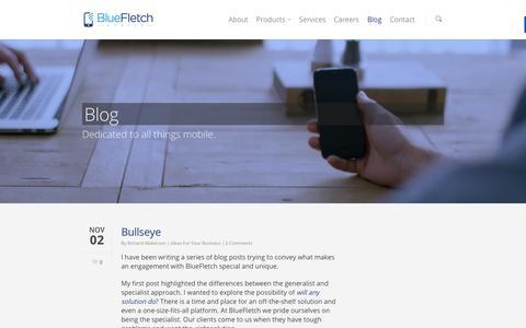 BlueFletch Blog | BlueFletch
