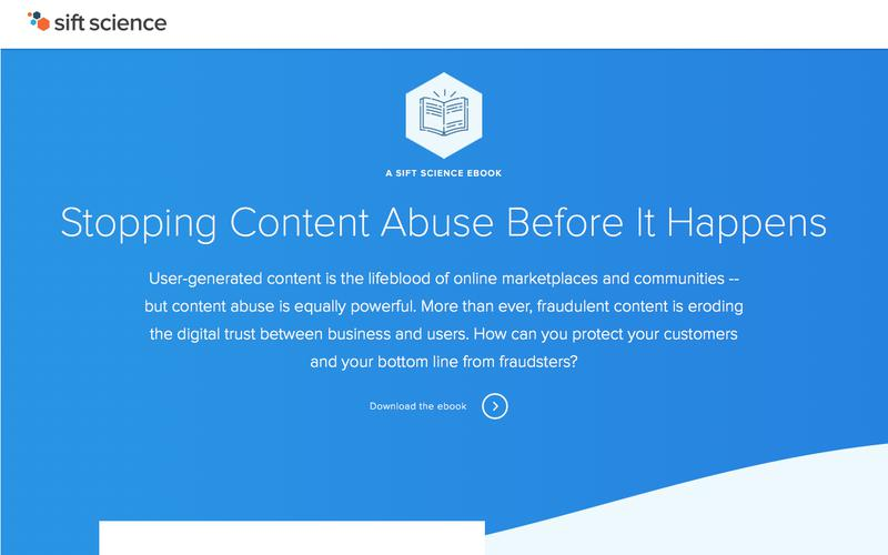 Stopping Content Abuse Before It Happens