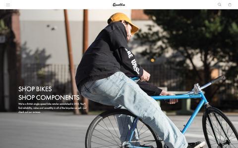 Fixie Bikes, Single Speed Bikes, Fixed Gear Bikes | Quella Bicycle