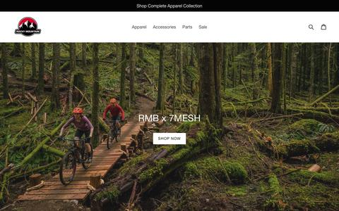 Shop | Rocky Mountain Bicycles