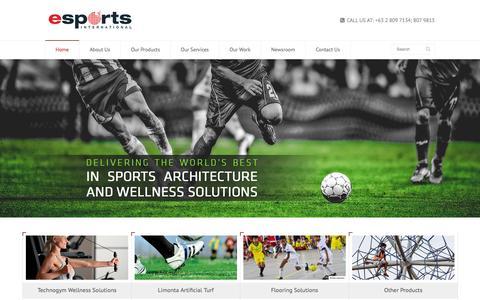 Home | E-Sports International