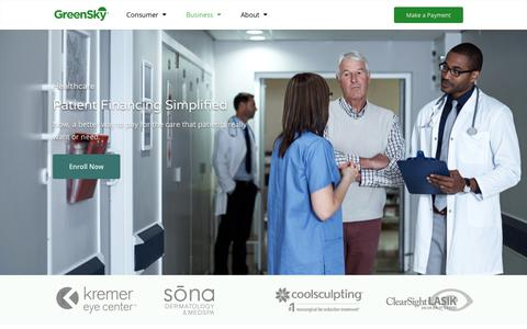 Healthcare Financing Solutions |GreenSky Loan Program