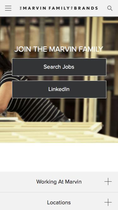 Marvin Job Listings | Marvin Family of Brands