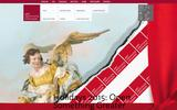 New Screenshot The Art Institute of Chicago Home Page