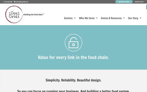 Screenshot of Pricing Page localorbit.com - Pricing - Local Orbit - captured July 16, 2016
