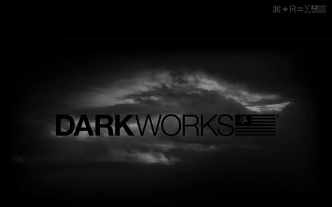Screenshot of Home Page darkworks.com - DarkWorks.com - captured July 10, 2014