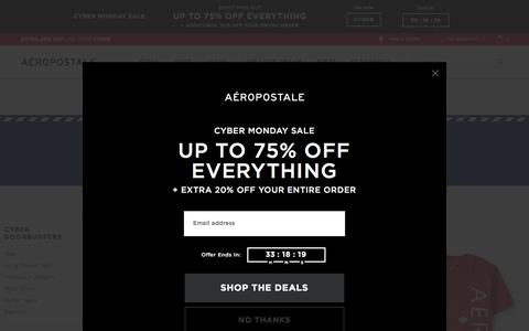 Clothing Sale for Teen Boys & Men | Aeropostale