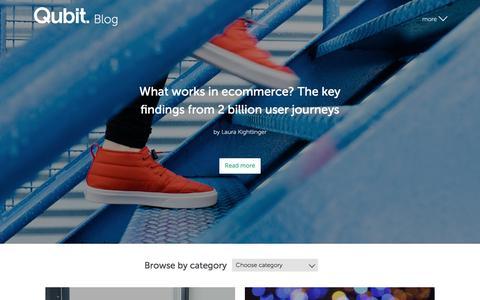 Qubit blog