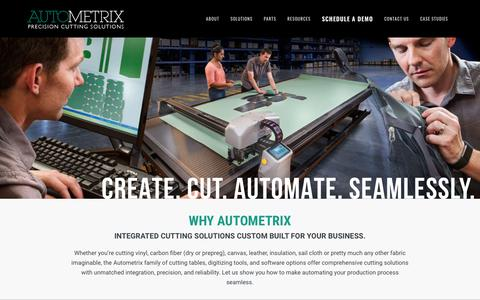 Autometrix | Precision Cutting Solutions