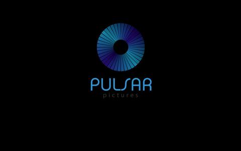 Screenshot of Home Page pulsarpictures.net - Pulsar Pictures - captured Feb. 2, 2016