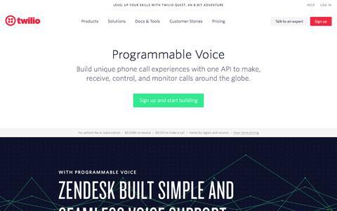 Interactive Voice Response (IVR) Phone Trees   Twilio