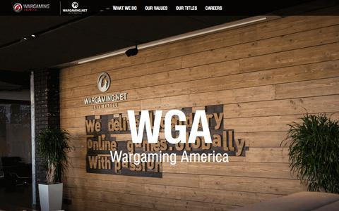 Wargaming America