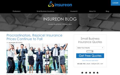 Insureon Small Business Insurance Blog | News, Articles and Resources