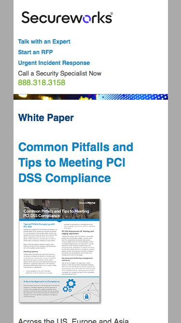 Common Pitfalls and Tips to Meeting PCI DSS Compliance