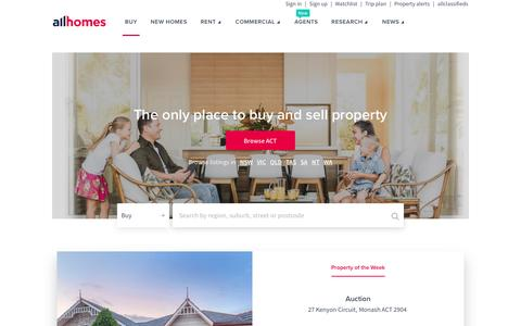 Find real estate for sale, rent and lease   Allhomes