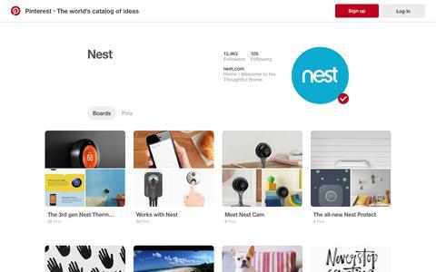 Nest (nest) on Pinterest