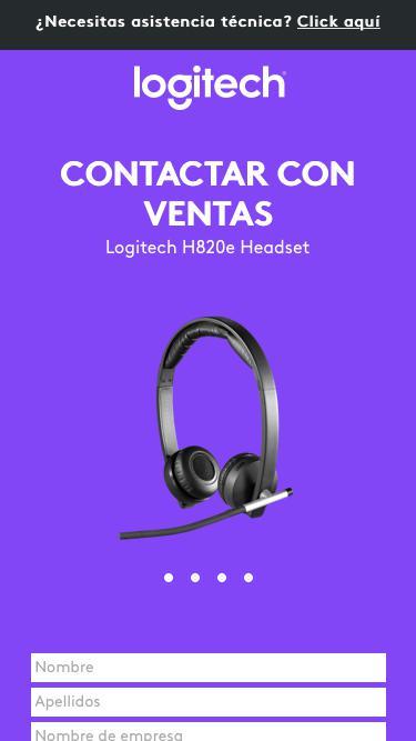 Logitech H820e Headset | Contact Us