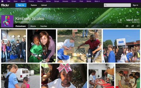 Screenshot of Flickr Page flickr.com - Flickr: flood student missions' Photostream - captured Oct. 23, 2014