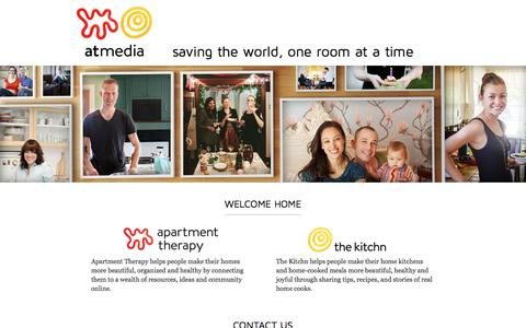 Advertising | Apartment Therapy Media