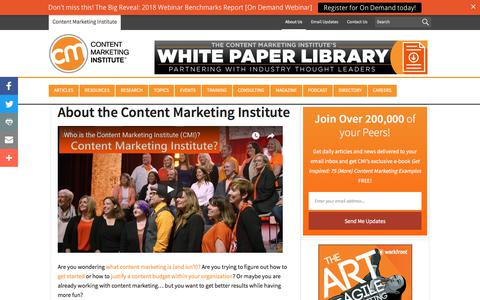 Content Marketing How-To Advice, Samples and Case Studies from the Content Marketing Institute