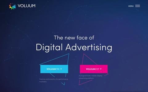 Voluum - The new face of Digital Advertising