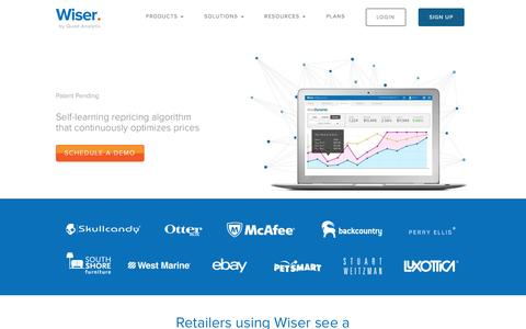 WiseDynamic - Dynamic Pricing Software for Retailers